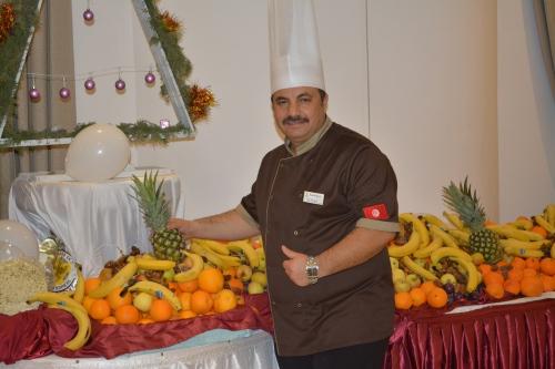 Lo Chef Farid